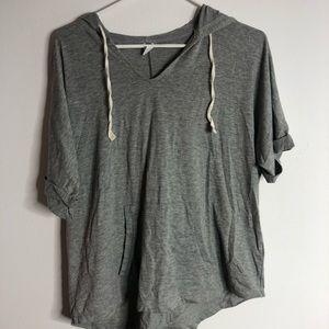 Old navy short sleeve sweatshirt